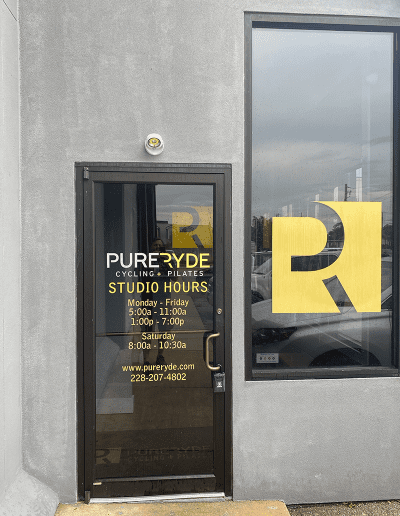 pure ryde cycling and pilates