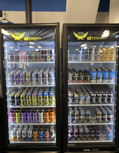 gym drinks