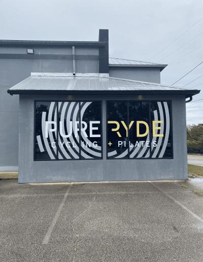 pure ryde cycling + pilates in biloxi